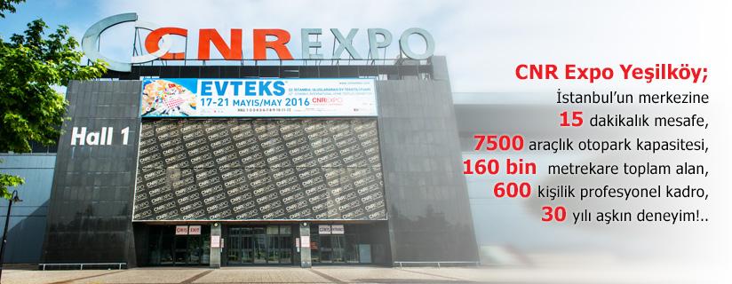 CNR EXPO Fuar merkezi