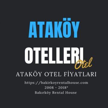 Ataköy Otelleri